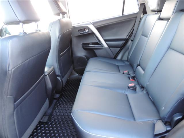 2017 Toyota RAV4 Limited (Stk: 173591) in Brandon - Image 11 of 26