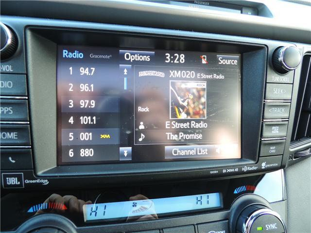 2017 Toyota RAV4 Limited (Stk: 173591) in Brandon - Image 15 of 26