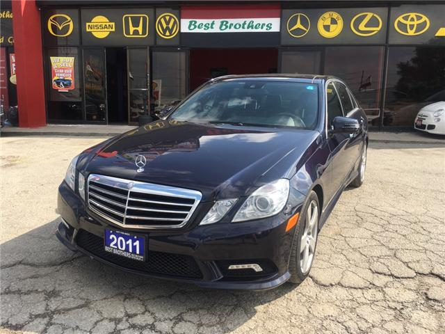2011 Mercedes-Benz E-Class Base (Stk: 388646) in Toronto - Image 2 of 18