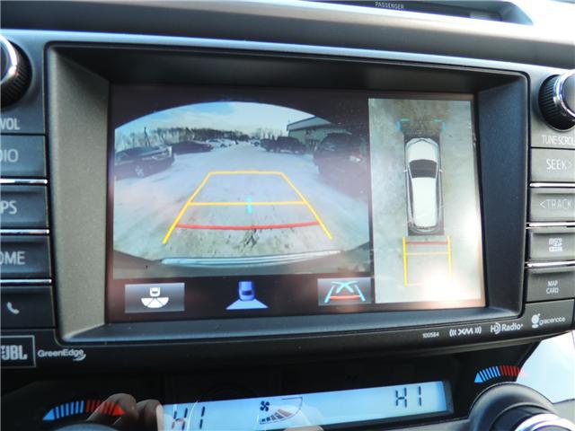 2017 Toyota RAV4 Limited (Stk: 173942) in Brandon - Image 14 of 26