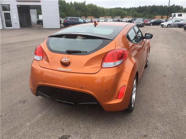 2014 Hyundai Veloster Base At 13994 For Sale In Pembroke
