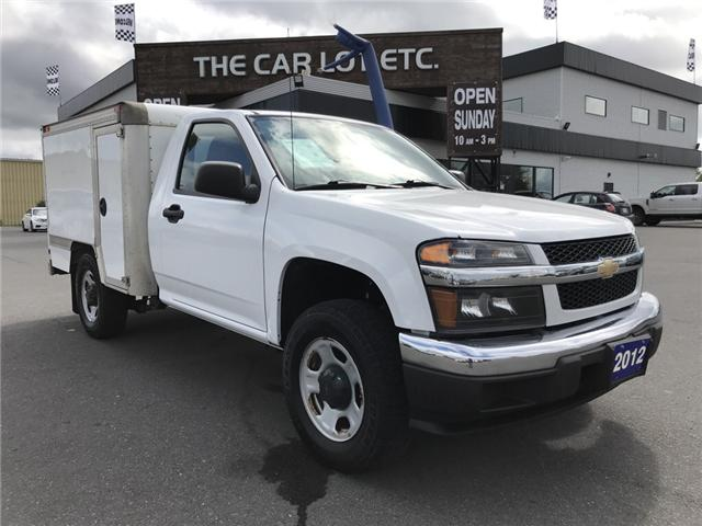 2012 Chevrolet Colorado WT (Stk: 18425) in Sudbury - Image 1 of 16