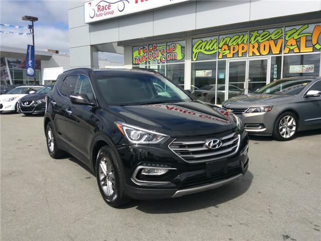 2018 Hyundai Santa Fe Sport 2.4 Luxury (Stk: 16172) in Dartmouth - Image 1 of 25