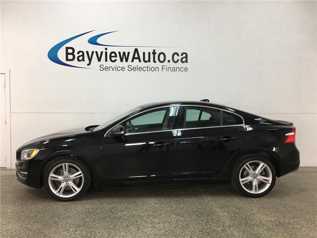 2016 Volvo S60 T5 Special Edition Premier (Stk: 33488W) in Belleville - Image 1 of 29