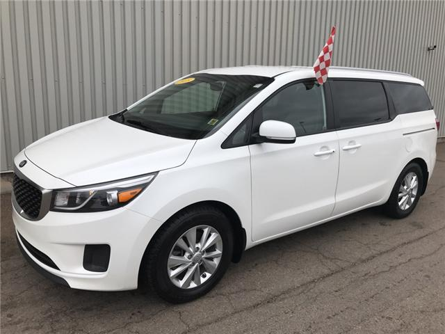 2018 Kia Sedona Lx Factory Warranty Ac Power Options Class