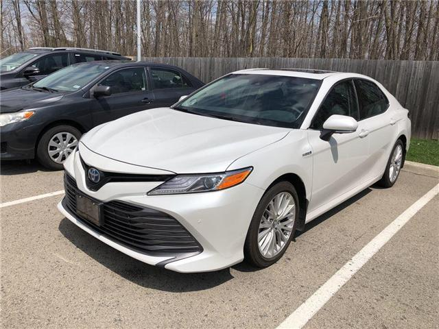 2018 Toyota Camry Hybrid XLE (Stk: CAM5442) in Welland - Image 1 of 5