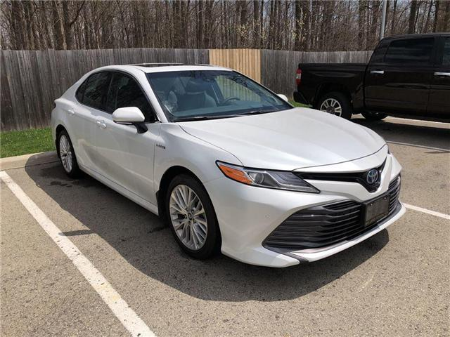2018 Toyota Camry Hybrid XLE (Stk: CAM5442) in Welland - Image 3 of 5