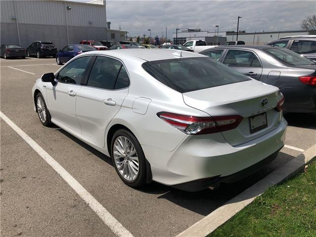 2018 Toyota Camry Hybrid XLE (Stk: CAM5442) in Welland - Image 5 of 5