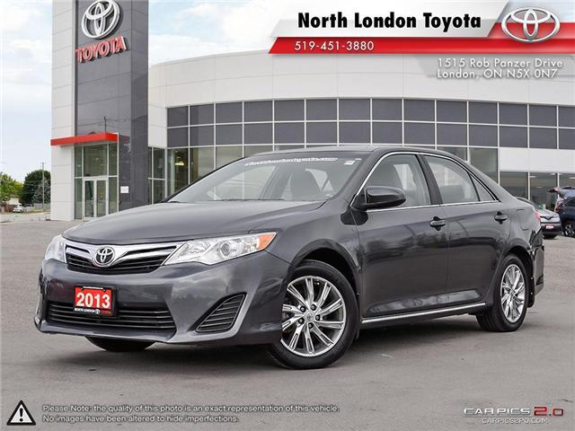 2013 Toyota Camry LE (Stk: A218183) in London - Image 1 of 27