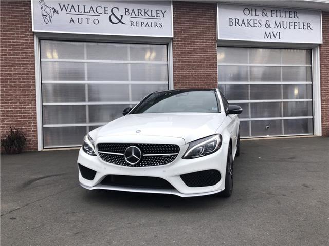 2017 Mercedes-Benz AMG C 43 AMG Sport (Stk: 180579) in Truro - Image 1 of 15