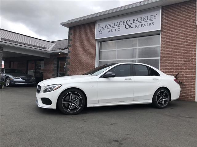 2017 Mercedes-Benz AMG C 43 AMG Sport (Stk: 180579) in Truro - Image 2 of 15