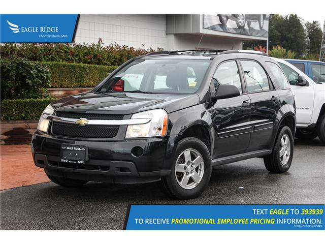 2008 Chevrolet Equinox LS (Stk: 080047) in Coquitlam - Image 1 of 15