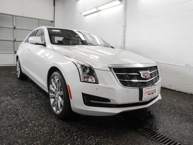 2018 Cadillac ATS 2.0L Turbo Luxury (Stk: C8-32030) in Burnaby - Image 2 of 12