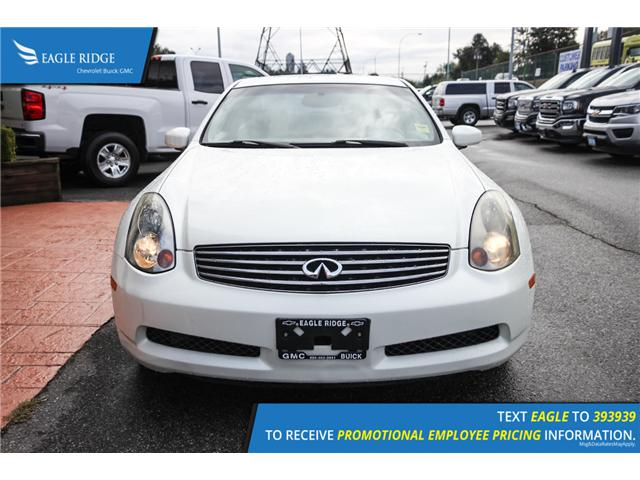 2004 Infiniti G35 Base (Stk: 049280) in Coquitlam - Image 2 of 15