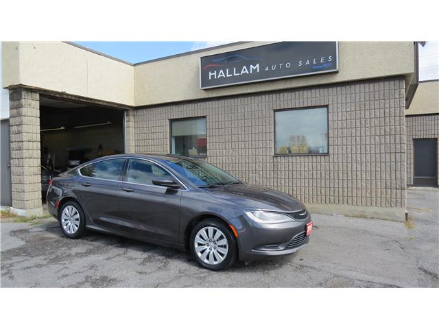 2015 Chrysler 200 LX (Stk: ) in Kingston - Image 1 of 16