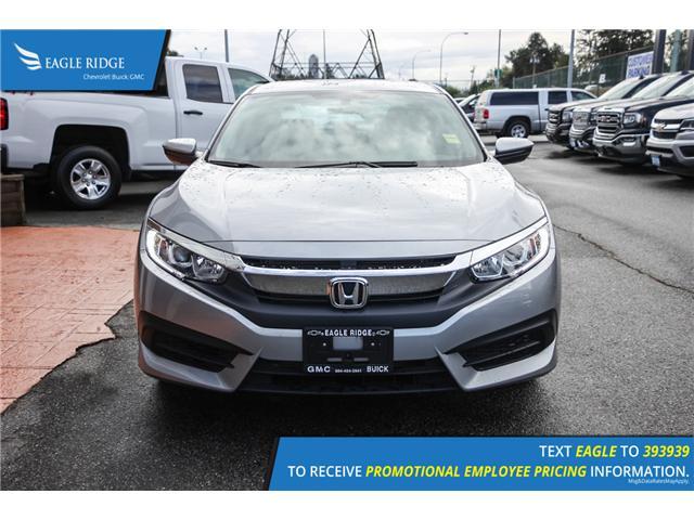 2016 Honda Civic LX (Stk: 169030) in Coquitlam - Image 2 of 17