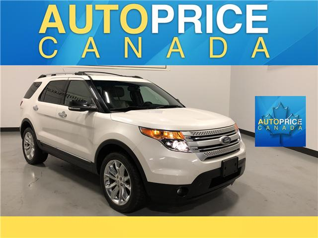 2015 Ford Explorer XLT (Stk: W9788) in Mississauga - Image 1 of 27