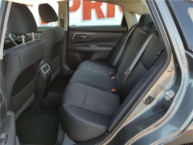 2018 Nissan Altima 2.5 SV (Stk: 18-590) in Oshawa - Image 10 of 18