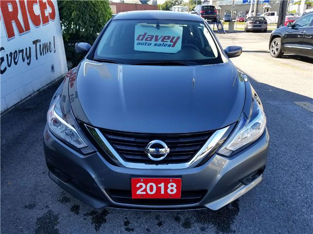 2018 Nissan Altima 2.5 SV (Stk: 18-591) in Oshawa - Image 2 of 18