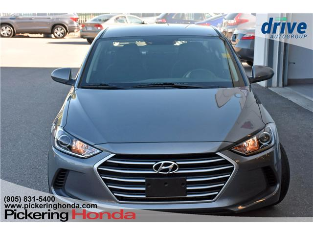 2018 Hyundai Elantra GL (Stk: P4327) in Pickering - Image 2 of 24