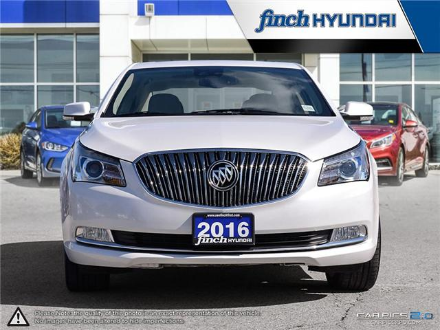 2016 Buick LaCrosse Leather (Stk: 84530) in London - Image 2 of 27