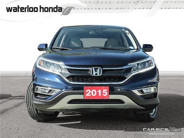 2015 Honda CR-V EX-L (Stk: U4456) in Waterloo - Image 2 of 27