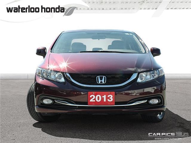 2013 Honda Civic EX (Stk: H4314A) in Waterloo - Image 2 of 27