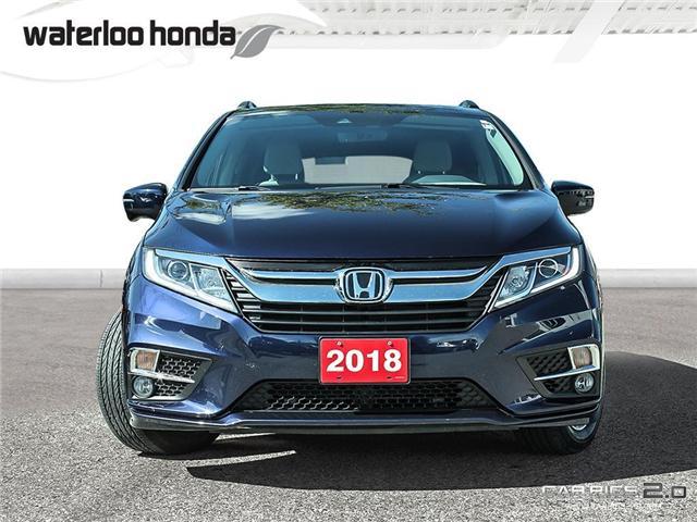 2018 Honda Odyssey EX-L (Stk: H4344A) in Waterloo - Image 2 of 27