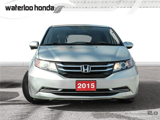 2015 Honda Odyssey EX (Stk: U4447) in Waterloo - Image 2 of 27