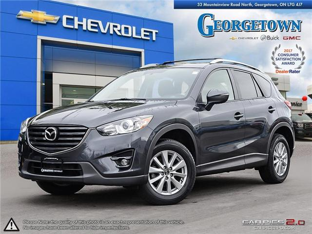 2016 Mazda CX-5 GS (Stk: 27948) in Georgetown - Image 1 of 27