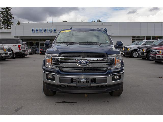 2018 Ford F-150 Lariat (Stk: 8F19683) in Surrey - Image 2 of 30