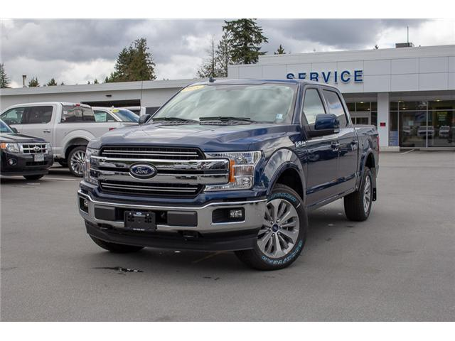 2018 Ford F-150 Lariat (Stk: 8F19683) in Surrey - Image 3 of 30