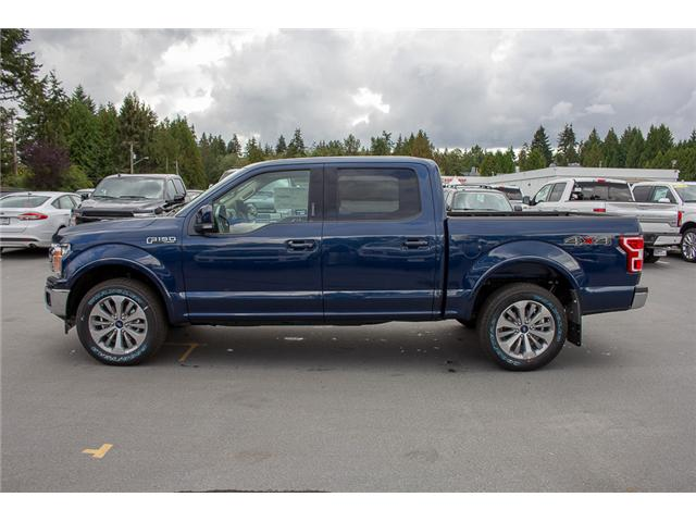 2018 Ford F-150 Lariat (Stk: 8F19683) in Surrey - Image 4 of 30