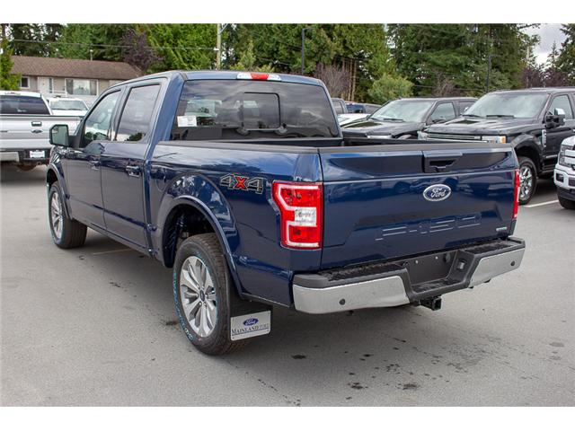 2018 Ford F-150 Lariat (Stk: 8F19683) in Surrey - Image 5 of 30