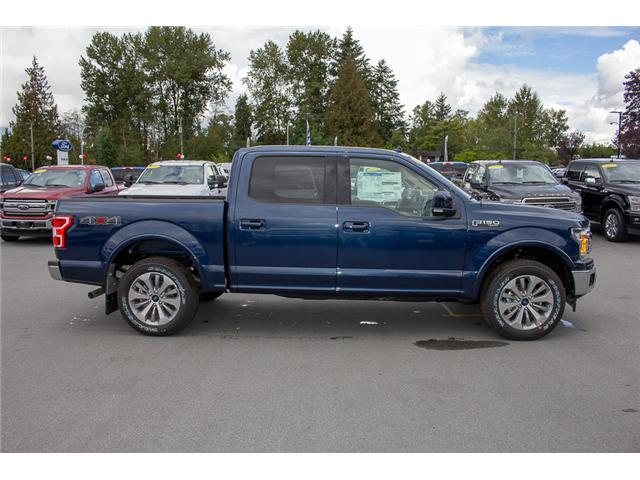 2018 Ford F-150 Lariat (Stk: 8F19683) in Surrey - Image 8 of 30