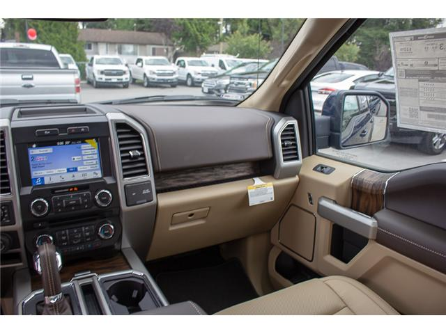 2018 Ford F-150 Lariat (Stk: 8F19683) in Surrey - Image 17 of 30