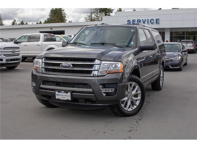 2017 Ford Expedition Max Limited (Stk: P3139) in Surrey - Image 3 of 29