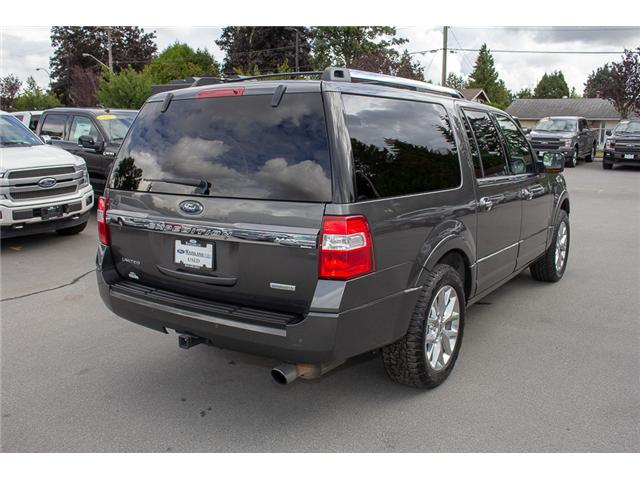 2017 Ford Expedition Max Limited (Stk: P3139) in Surrey - Image 7 of 29