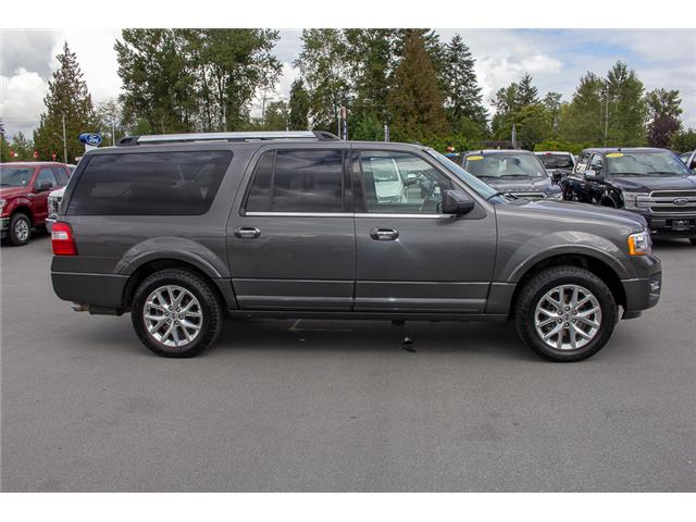 2017 Ford Expedition Max Limited (Stk: P3139) in Surrey - Image 8 of 29