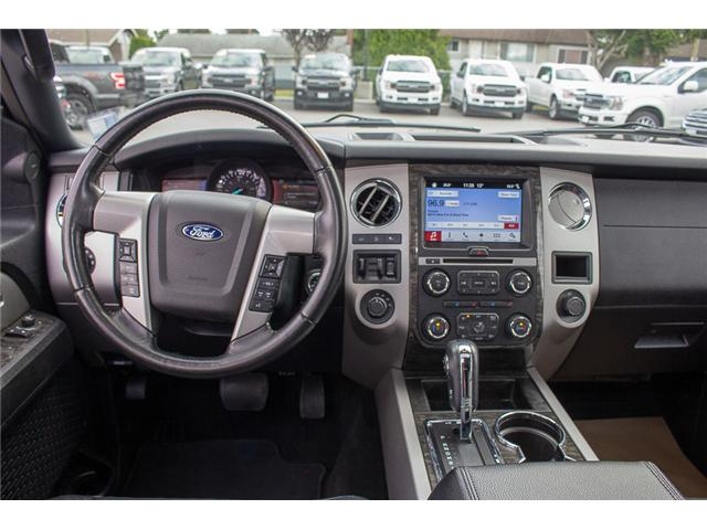 2017 Ford Expedition Max Limited (Stk: P3139) in Surrey - Image 15 of 29