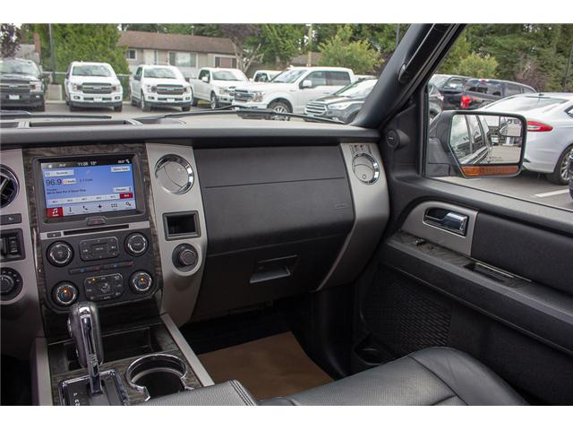2017 Ford Expedition Max Limited (Stk: P3139) in Surrey - Image 16 of 29