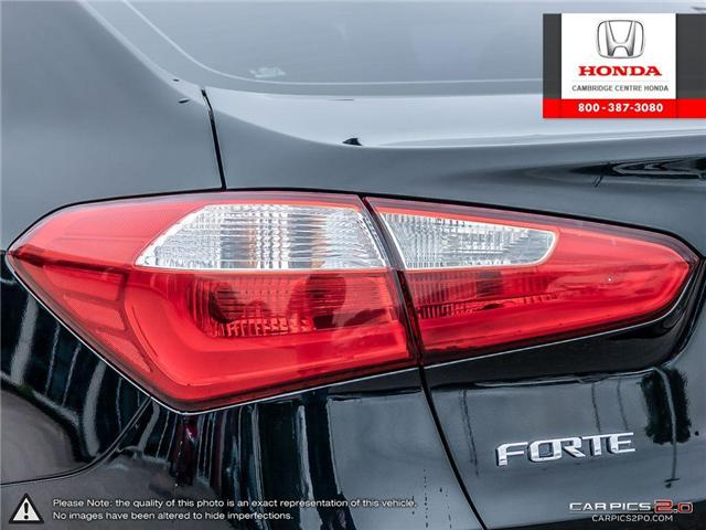 2014 Kia Forte 2.0L EX (Stk: 18963A) in Cambridge - Image 12 of 27