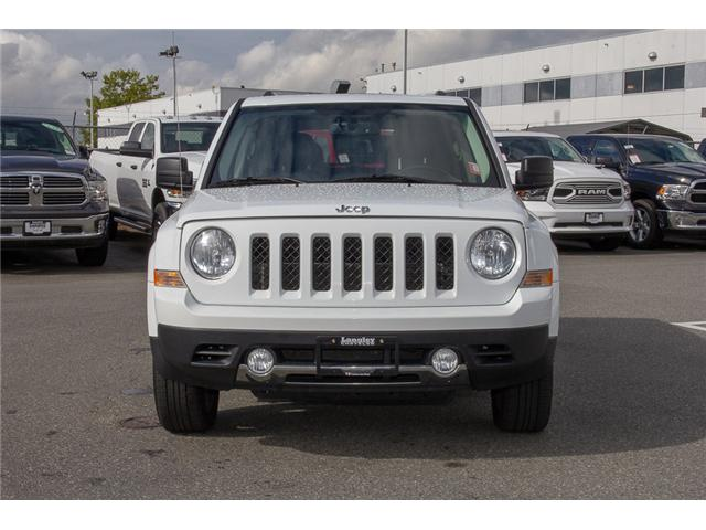 2016 Jeep Patriot Sport/North (Stk: EE896330A) in Surrey - Image 2 of 24