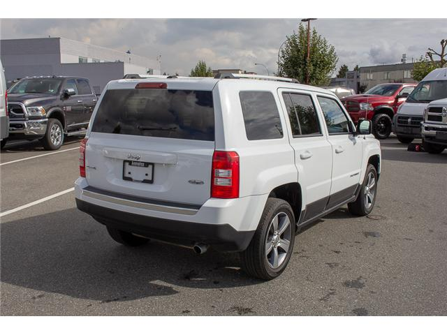 2016 Jeep Patriot Sport/North (Stk: EE896330A) in Surrey - Image 7 of 24
