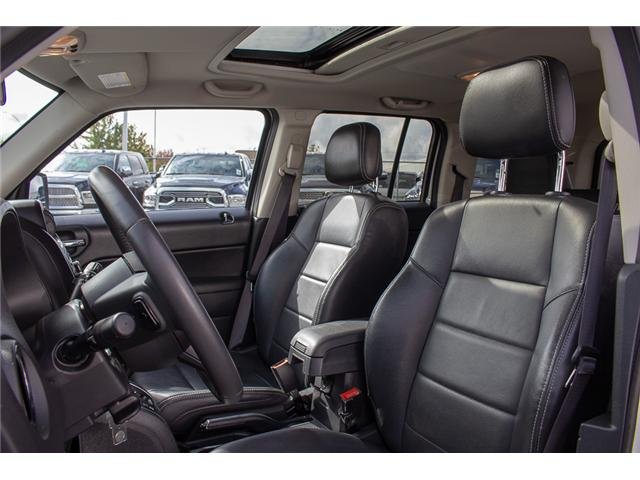 2016 Jeep Patriot Sport/North (Stk: EE896330A) in Surrey - Image 10 of 24