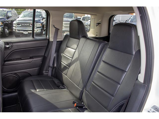 2016 Jeep Patriot Sport/North (Stk: EE896330A) in Surrey - Image 12 of 24