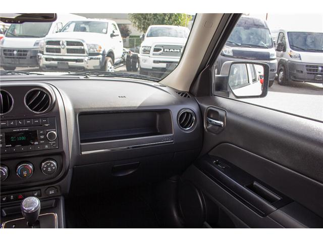 2016 Jeep Patriot Sport/North (Stk: EE896330A) in Surrey - Image 14 of 24