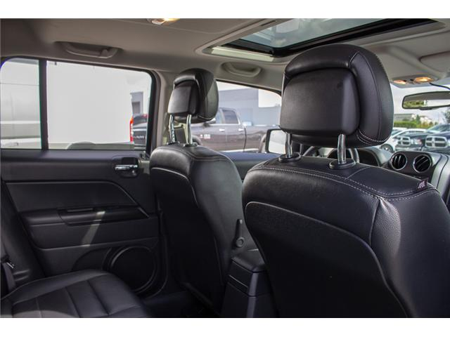 2016 Jeep Patriot Sport/North (Stk: EE896330A) in Surrey - Image 15 of 24