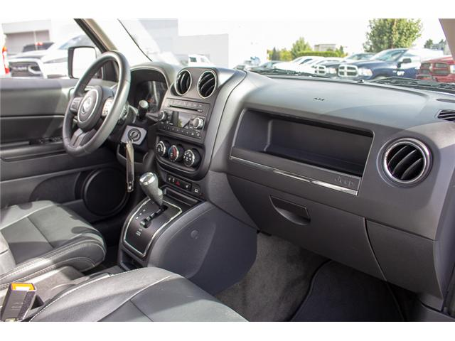 2016 Jeep Patriot Sport/North (Stk: EE896330A) in Surrey - Image 16 of 24