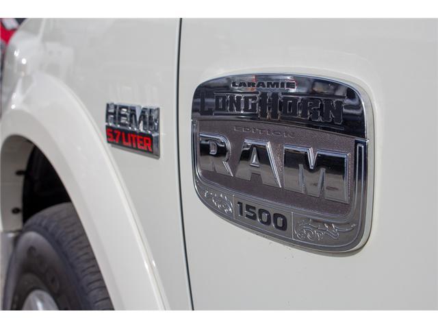 2016 RAM 1500 Longhorn (Stk: EE896860) in Surrey - Image 12 of 30
